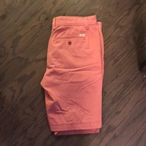 Men's Izod Saltwater - Salmon Shorts - 34 Waist